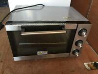 Cookworks combi oven and grill, fully working order, stainless steel, thanks for looking