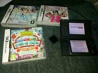 Ds lite with 39 games