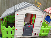 Large Wendy House (children's outdoor play house / cubby house)