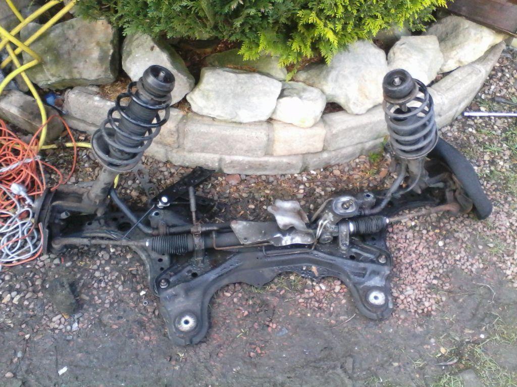 Mk1 Seat Leon Parts Subframe Suspension Steering Rack