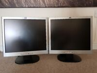 Multiple monitors for sale from £5