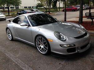 Porsche AG Ruger Mesh Silver 19