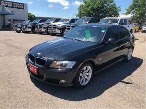 2011 BMW 3 Series 323i, SUNROOF, BLUETOOTH. LEATHER SEATS.