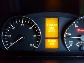 Mercedes-Benz Sprinter 2.1 CDI 313 MWB