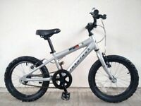 "(2696) 16"" Lightweight Aluminium RIDGEBACK MX16 Kids Bike Bicycle Age: 5-7, 105-120 cm"