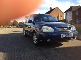 Kia Carens 2.0 CRDI LONG MOT GREAT DIESEL CAR