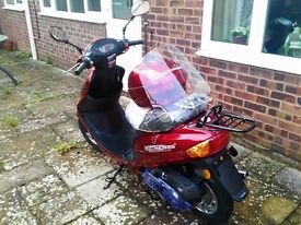 BRAND NEW MOPED