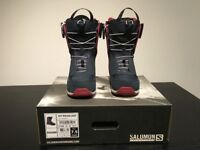 Salomon Ivy 2016 Womens Snowboard Boots Size 6 (USED)