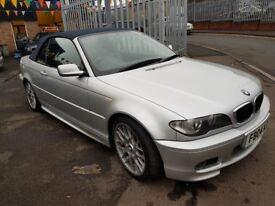 **BMW 320I***CONVERTIBLE**IMMACULATE CONDITION**HPI CLEAR**SOLID MOTORING**