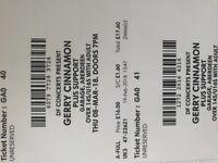 Gerry Cinnamon tickets Aberdeen