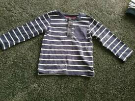9-12 month long sleeve tops