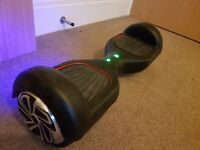 Segway.good working order.with charger and black rubner protector