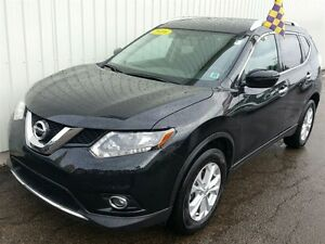2016 Nissan Rogue SV ALL WHEEL DRIVE | FACTORY WARRANTY | TOUCHS