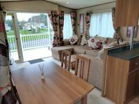 8 Berth Haven Lakeland caravan for hire