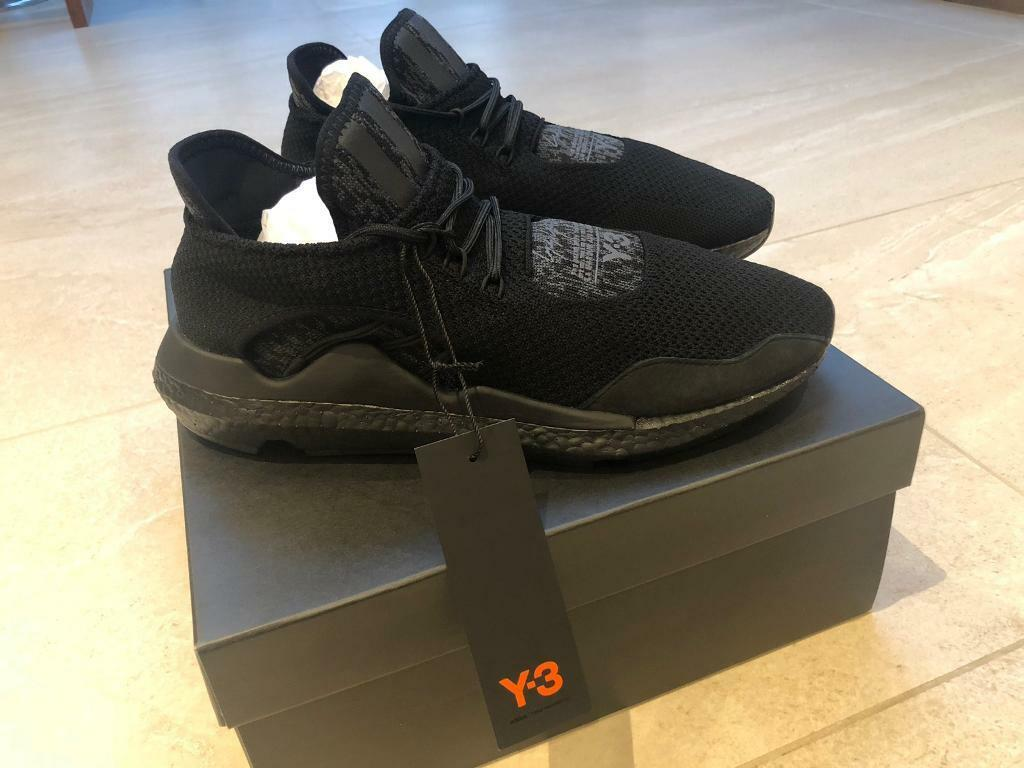0b63301e3f67a Adidas Y3 Saikou Trainers Brand New in Box Size 10