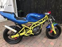 BREAKING THIS WEEK 2000 SACHS XTC125 VERY GOOD ENGINE CAN BE HEARD RUNNING PARTS FROM £10