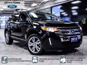 2014 Ford Edge SEL AWD LEATHER PANORAMIC NAVI B-UP CAMERA