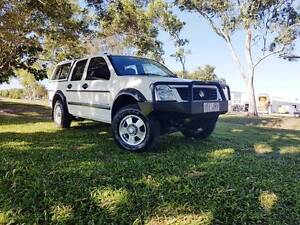 2006 Holden Rodeo LX (4x4) Dual Cab Ute South Mackay Mackay City Preview