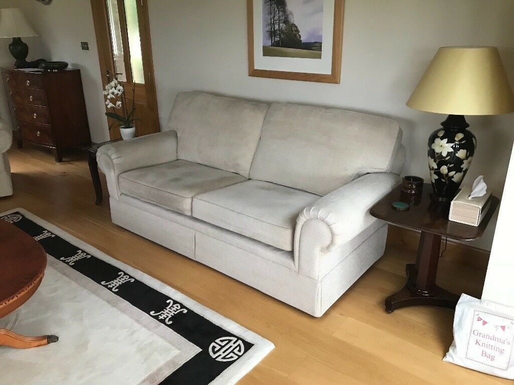 Marks and Spencer 3 & 2 seater sofa and armchair | in ...
