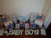 Job lot - Baby Boy Gifts and Accessories