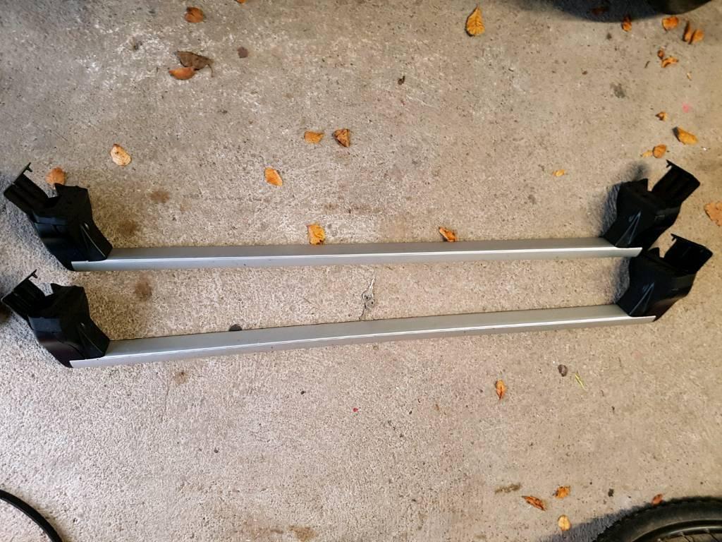 Skoda Octavia roof rails