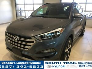 2017 Hyundai Tucson SE AWD - LEATHER, PANO SUNROOF
