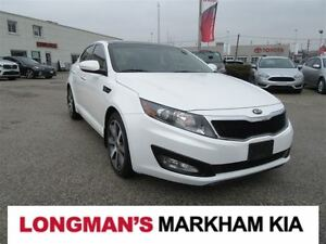 2013 Kia Optima EX Luxury w/Navi Pano Roof