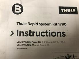 Thule Rapid System Kit 1790