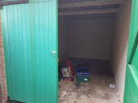 Large lock up, secure garage in Buckhurst Hill, IG9 - 5 mins from the tube