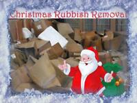Festive waste removals/ uplifts