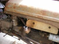1952 TED20 Ferguson Petrol TVO Tractor