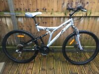 Eiger Climber Full Suspension Mountain Bike Mens