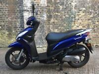 FULLY WORKING 2012 Honda Vision 50cc scooter learner legal 50 cc.