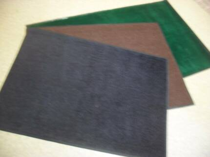 New Indoor Outdoor Carpet And Rubber Entrance Mats