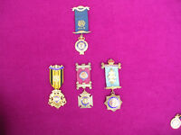 Masonic and RAOB Medals