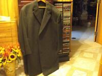 tailor made wool coat sz44