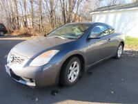 2008 Nissan Altima 2.5 S! Sunroof! Heated Seats! As Traded!