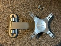 TV wall mounting bracket for 19 to 26 inch TVs