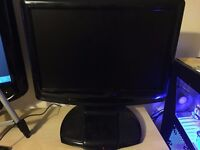 Full HD Technika Monitor/TV with speakers, CD/DVD reader and Ipod/Iphone dock