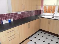 3 bed newly decorated town house overlooking fields, Netherton, L30 5RG, unfurn, gch, D/glazing,
