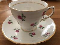 Colclough bone china tea set.
