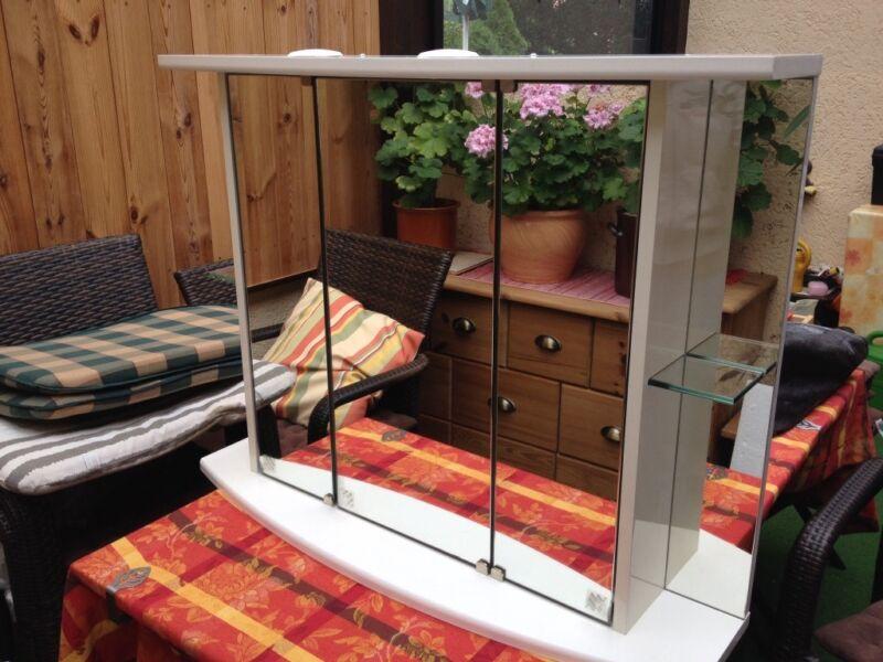 spiegelschrank badezimmer in hessen darmstadt badezimmer ausstattung und m bel ebay. Black Bedroom Furniture Sets. Home Design Ideas