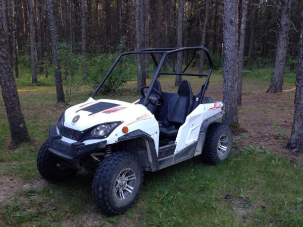 Used 2014 Pitster Pro 200 Double X 200