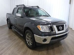 2014 Nissan Frontier SL Leather Sunroof Bluetooth