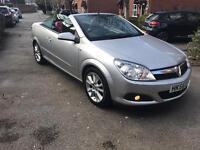 Vauxhall astra 1.8 convertible twin port design 2007