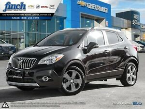 2014 Buick Encore Leather LEATHER|FWD|HEATED SEATS|BACKUP CAM