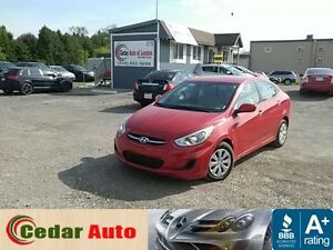 2015 Hyundai Accent GL - Managers Special - Factory Warranty