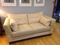 Marks and Spencer large 2 seater sofa