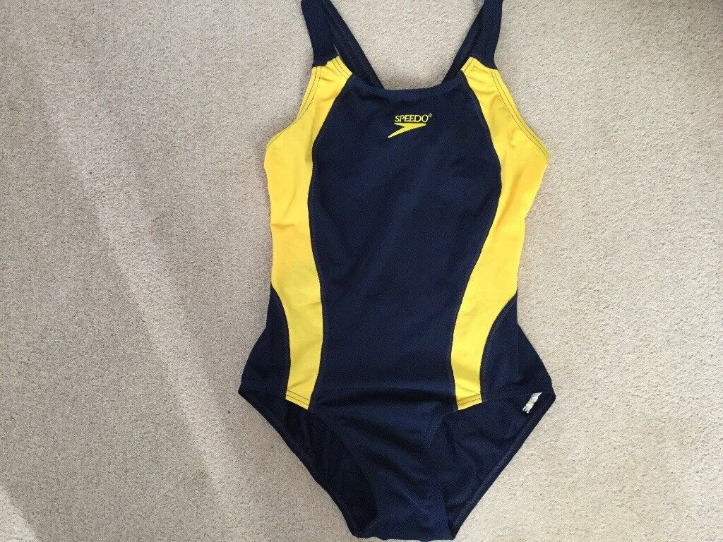 Speedo Endurance Swimming Costume Size 36 91cm Only 2 In