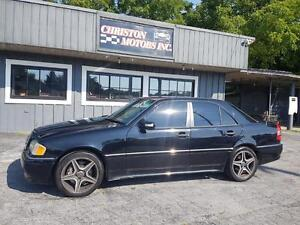 1995 Mercedes Benz C36 AMG RARE REAL C36 AMG ONLY $2999+taxes